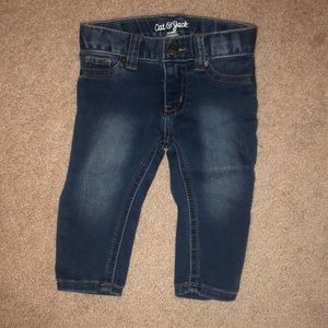 Cat and Jack skinny jeans